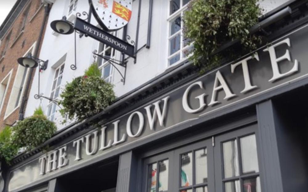 Tullow Gate